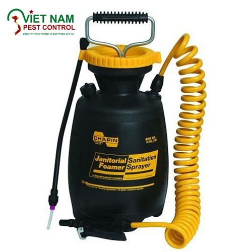 Bình phun thuốc diệt côn trùng Chapin Poly Foamer 1 gal