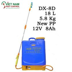 garden electric sprayer battery sprayer 12V 8AH