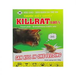 Thuốc diệt chuột Kill Rat
