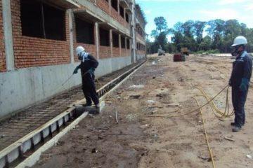 Chống mối công trình xây dựng nhà ở
