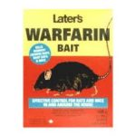 Thuốc diệt chuột Warfarin