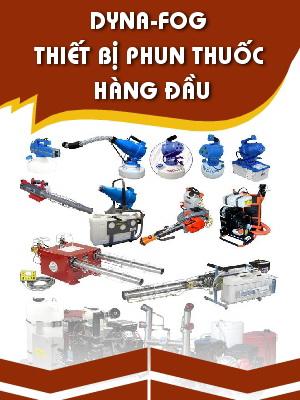 phan phoi may phun diet con trung dynafog